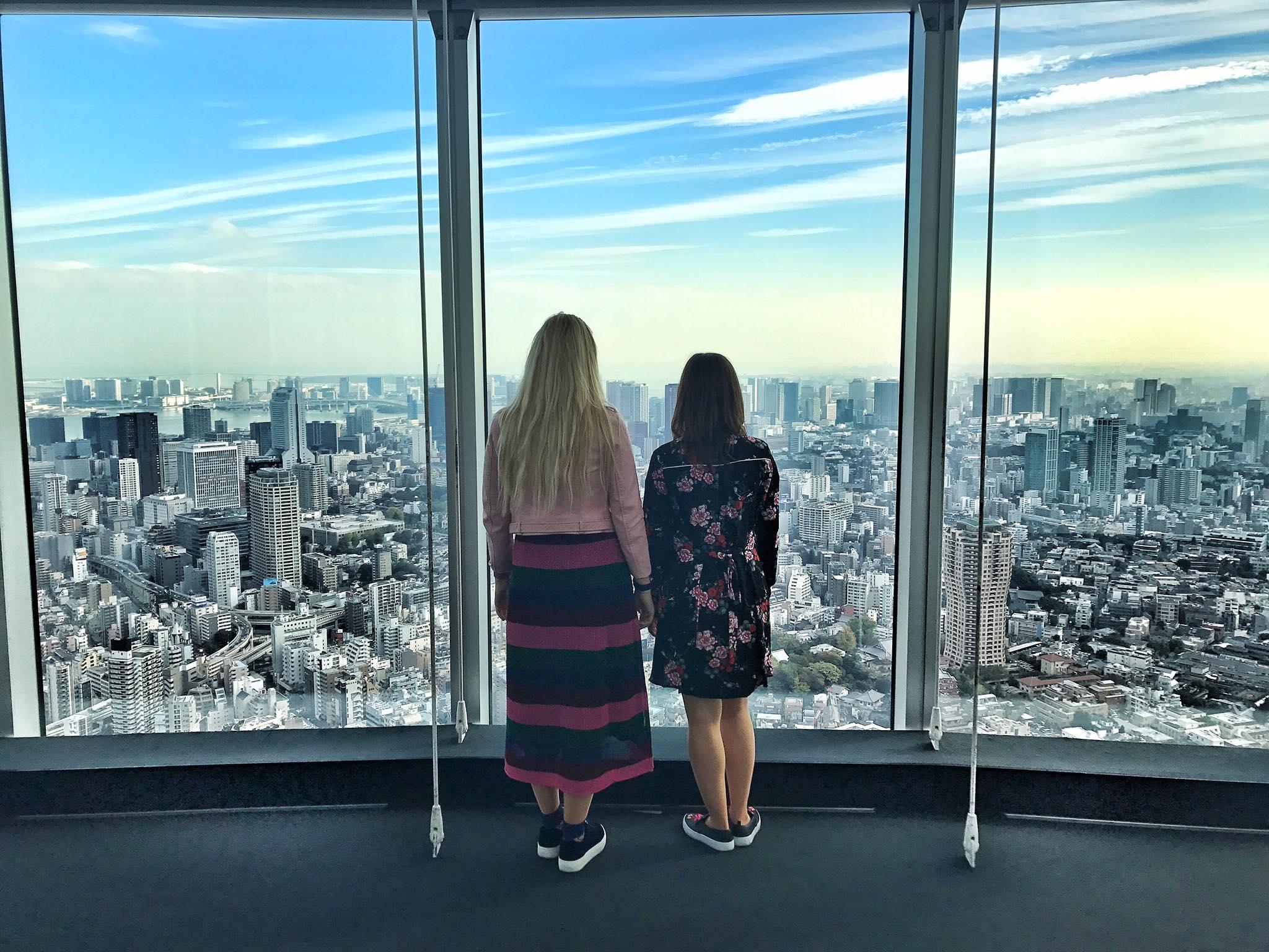 Tokyo-Roppongi-Hills-View-Aussichtsplattform-reisebericht-Reiseblogger-carrieslifestyle